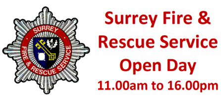 The Egham Fire Station Open Day
